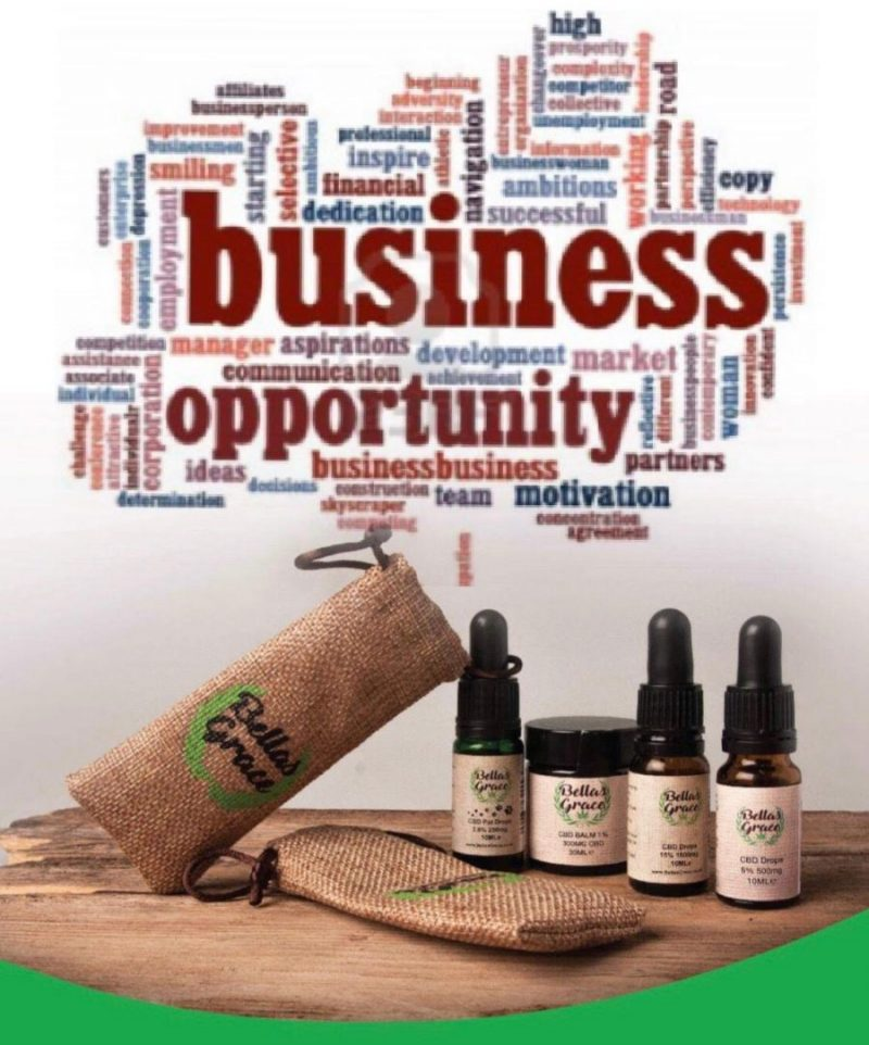 Bellas Grace Affiliate & CBD Wholesaler Opportunity