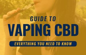 Guide to vaping CBD - Everything you need to know