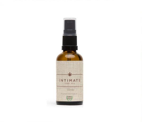 CBD Massage Oil 1