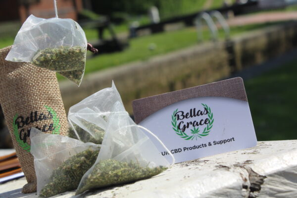 Bellas Grace CBD Tea Set