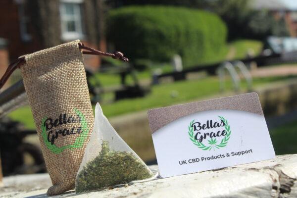Bellas Grace CBD Tea Bundle
