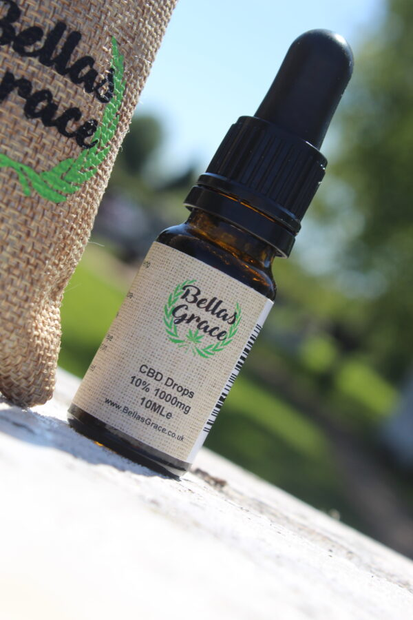 Bellas Grace CBD Oil 10%
