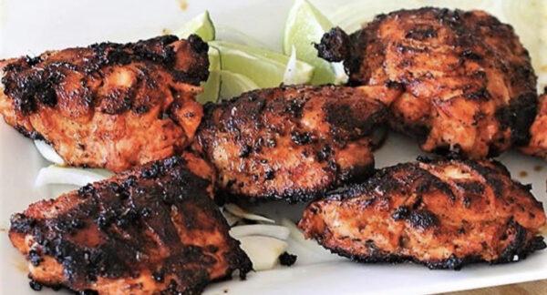 CBD Tandoori Chicken Pieces