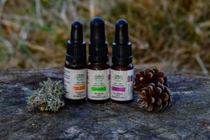 Bellas Grace Active CBD oil 500mg to 1500mg