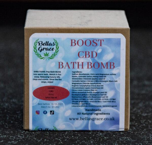 CBD Bath Bombs 10