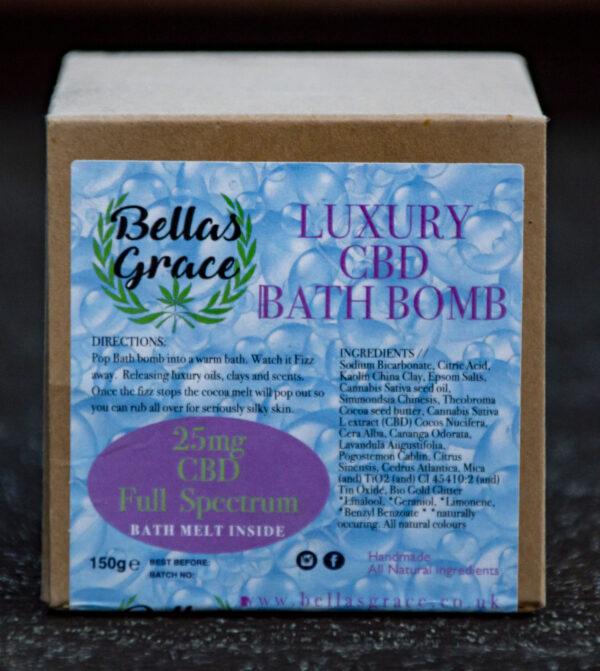 CBD Bath Bombs 7